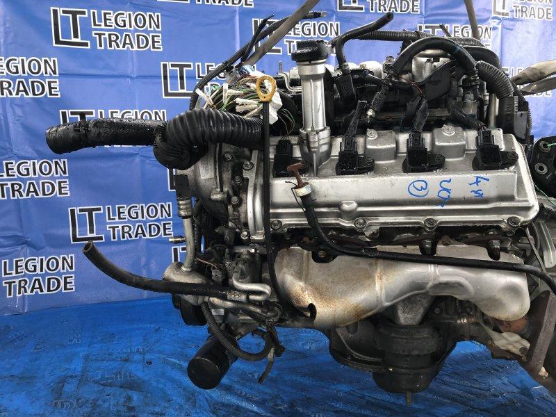 Двигатель Toyota Celsior UCF30 3UZFE