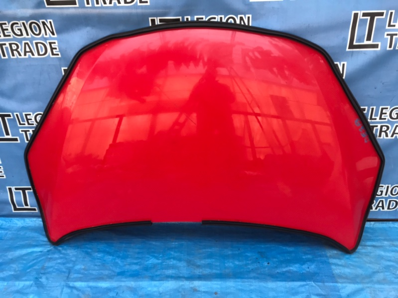 Капот Mazda Demio DE3FS ZJVE