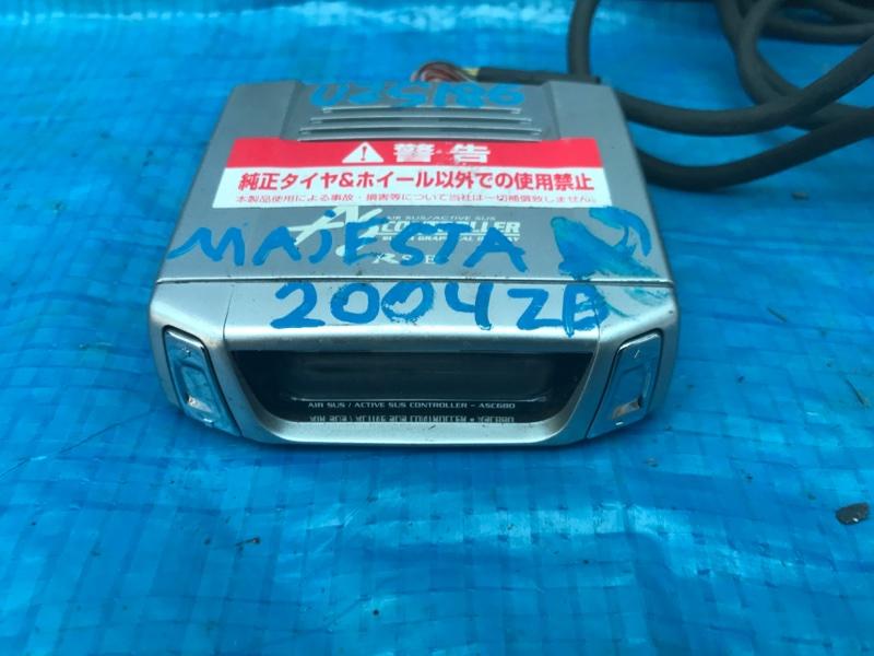 Контроллер пневмоподвески Toyota Crown Majesta UZS186 3UZFE 2004