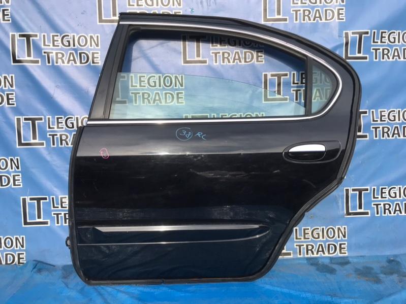 Дверь Nissan Cefiro A33 VQ20DE 12.1998 задняя левая