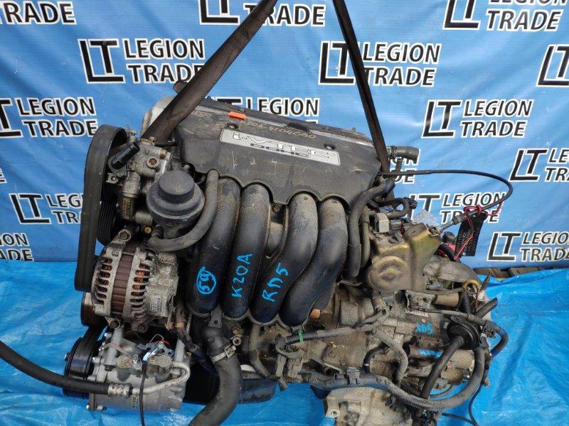 Двигатель Honda Cr-V RD5 K20A 04.2004