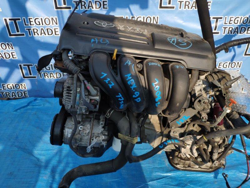 Двигатель Toyota Isis ZNE10 1ZZFE 2008
