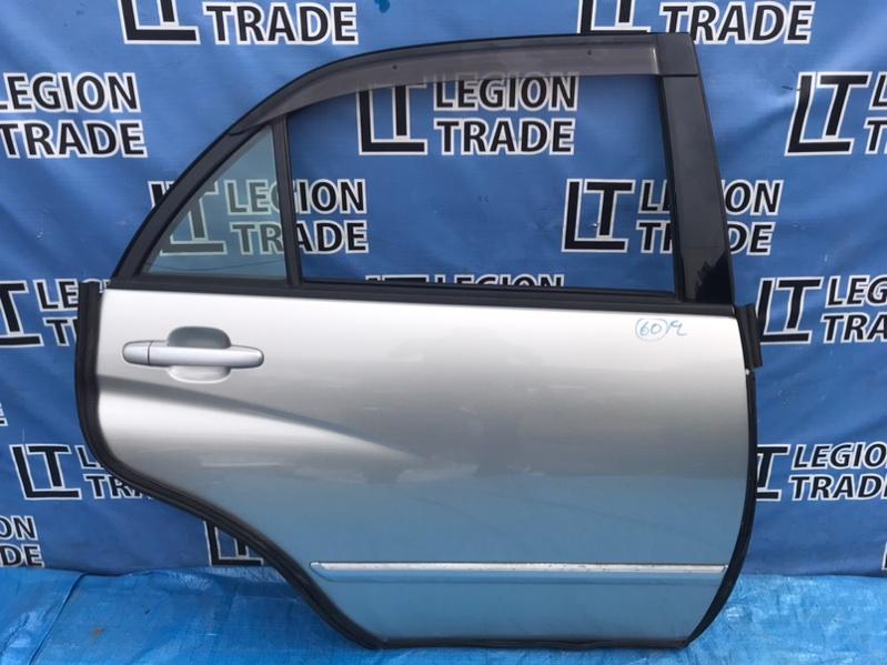 Дверь Toyota Verossa GX110 1GFE 02.2003 задняя правая
