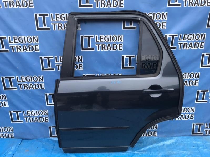 Дверь Honda Cr-V RD5 K20A 04.2004 задняя левая
