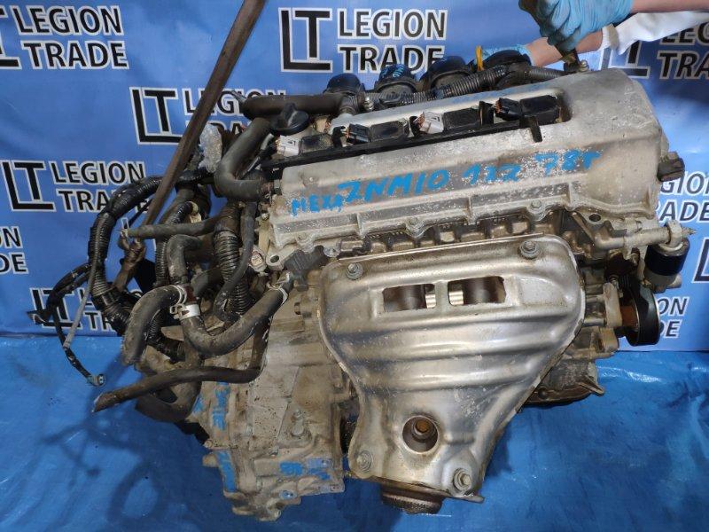 Двигатель Toyota Wish ZNM10 1ZZFE