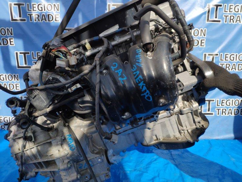 Двигатель Toyota Mark X Zio ANA10 2AZFE