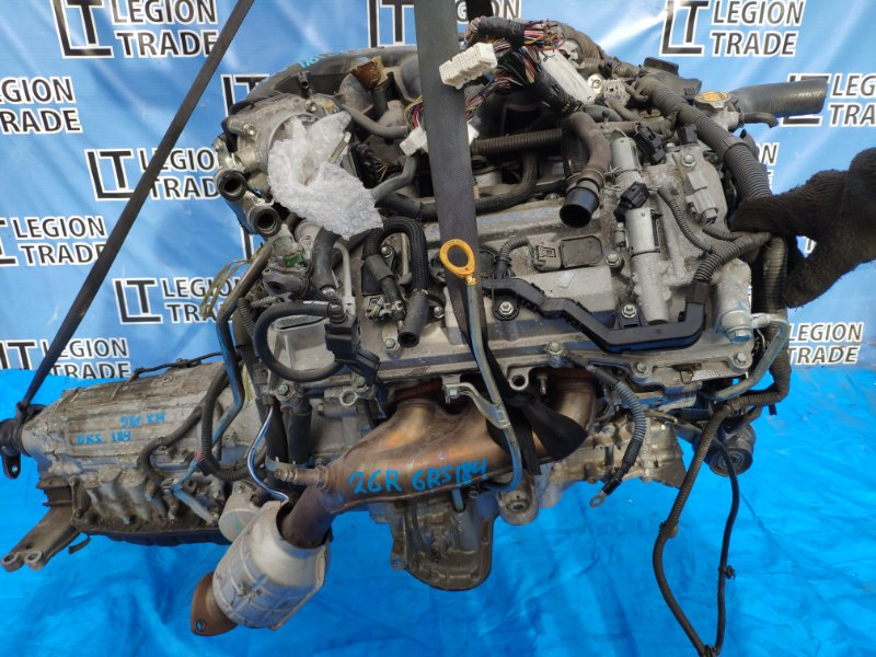 Двигатель Toyota Crown Majesta GRS184 2GRFSE