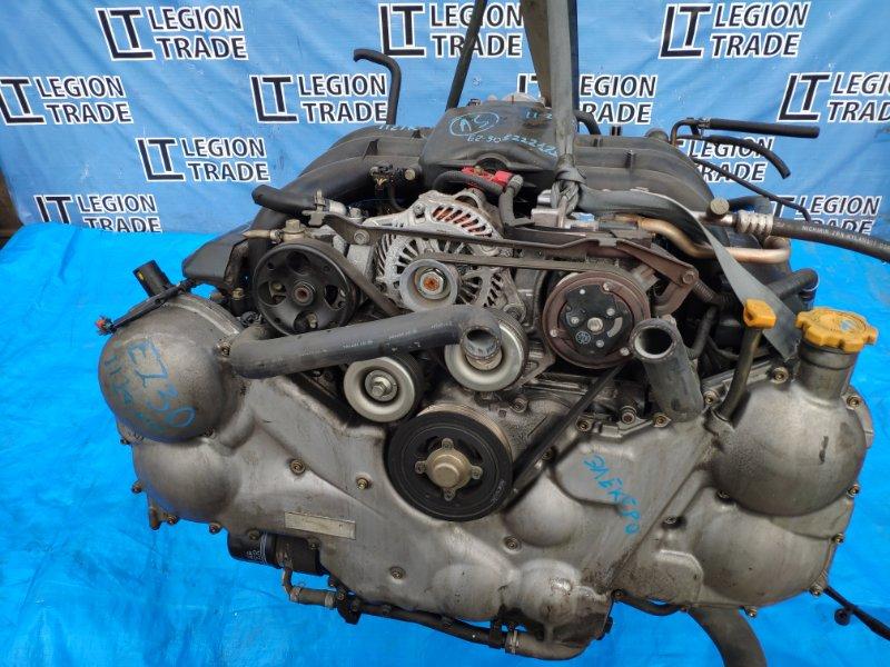 Двигатель Subaru Outback BPE EZ30