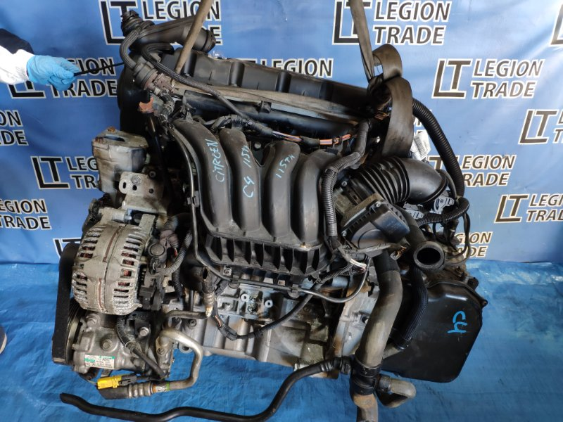 Двигатель Citroen C4 Picasso LC EW10A 09.2004
