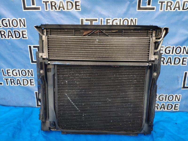 Радиатор основной Bmw X5 E53 N62B44 04.2004