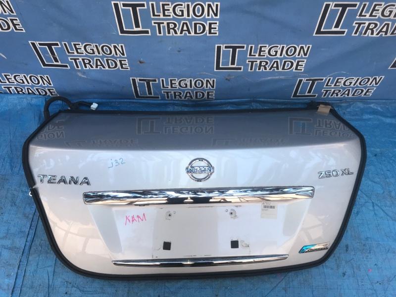 Крышка багажника Nissan Teana J32 VQ25DE