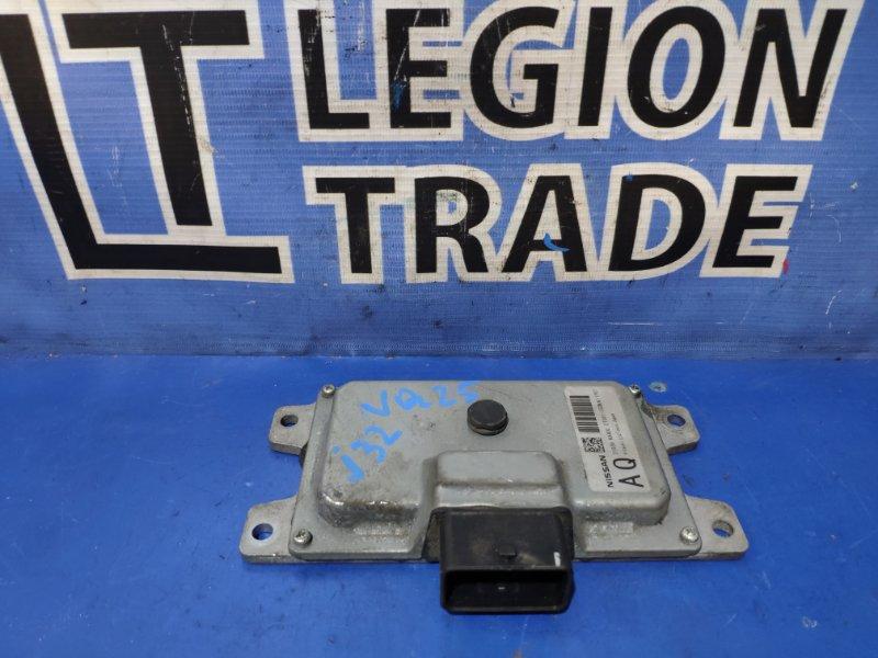Блок управления автоматом Nissan Teana J32 VQ25DE