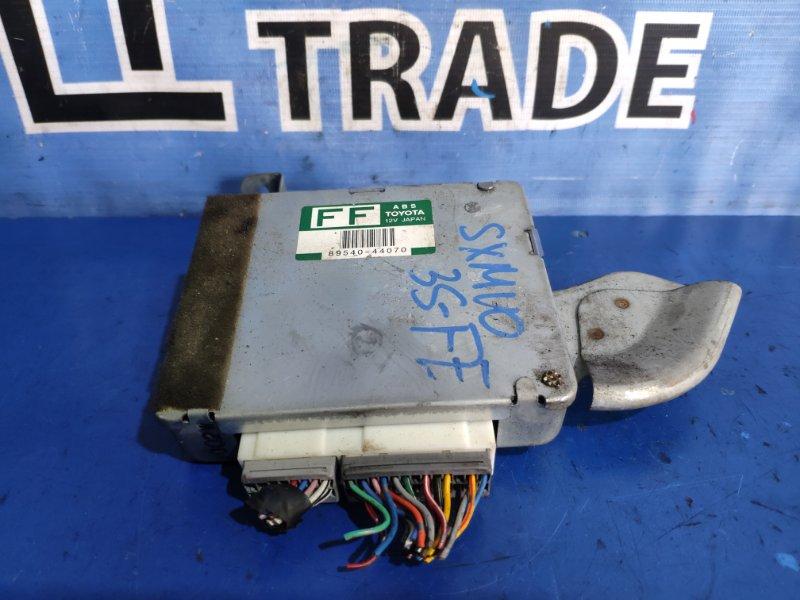 Блок управления abs Toyota Gaia SXM10 3SFE 07.1999