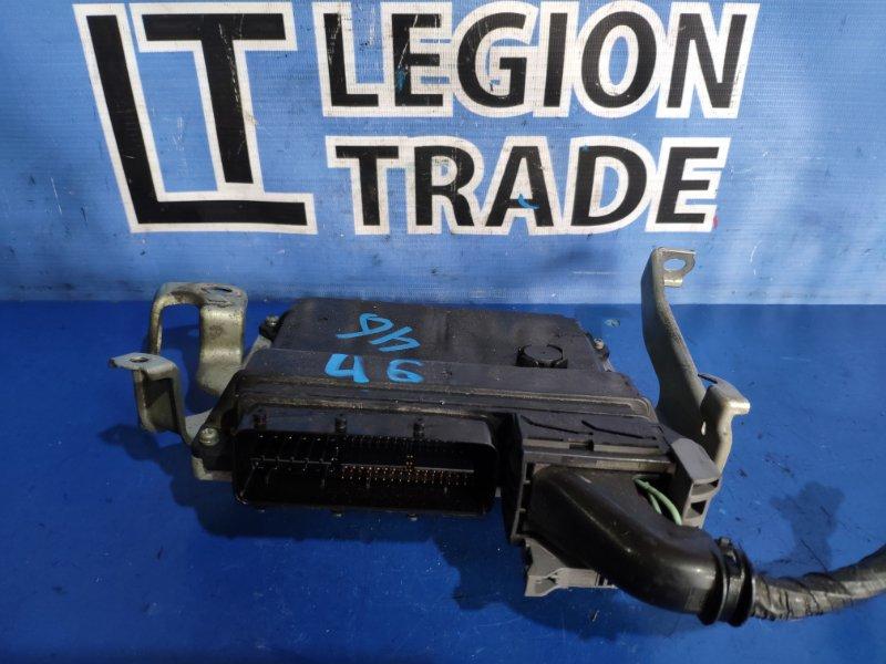 Блок управления efi Toyota Allion ZRT261 3ZRFAE 01.2009