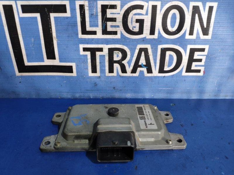 Блок управления автоматом Nissan X-Trail TNT31 QR25DE 08.2007