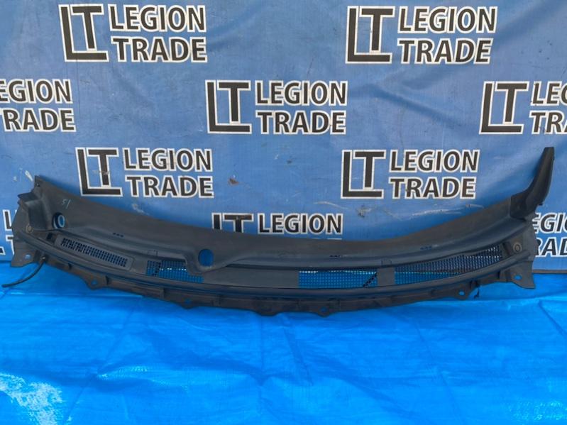 Решетка под лобовое стекло Nissan X-Trail TNT31 QR25DE 08.2007