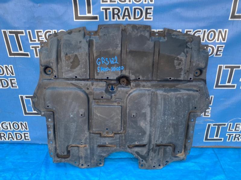 Защита двигателя Toyota Crown GRS182 3GRFSE