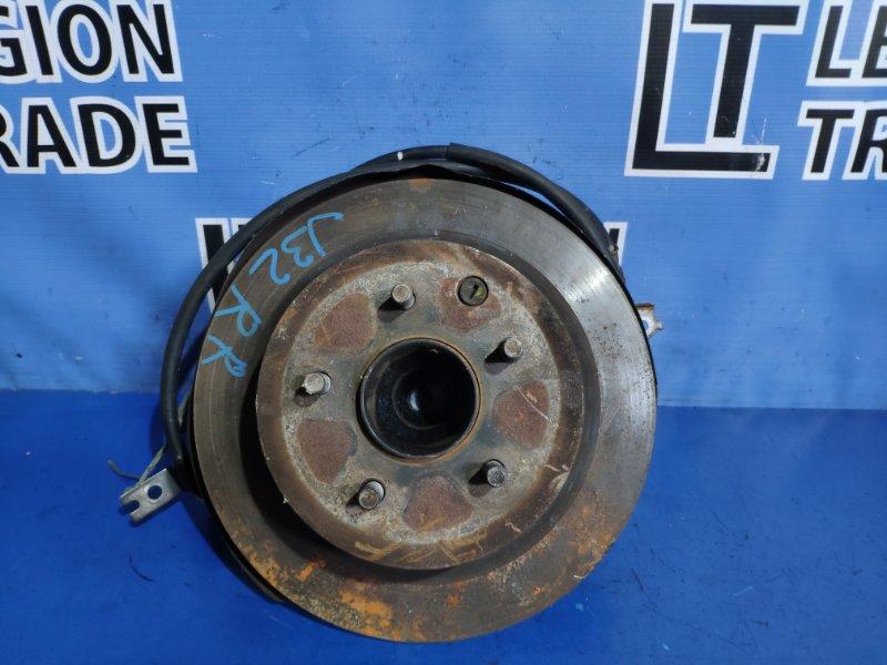 Ступица Nissan Teana J32 VQ25DE задняя правая