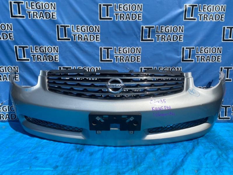 Бампер Nissan Skyline V35 VQ35HR передний