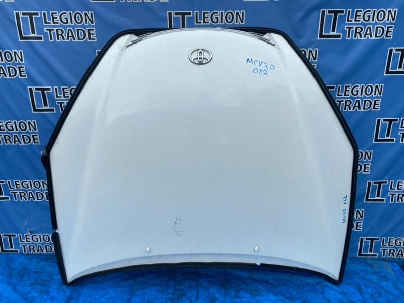 Капот Toyota Windom MCV30 1MZFE 07.2001