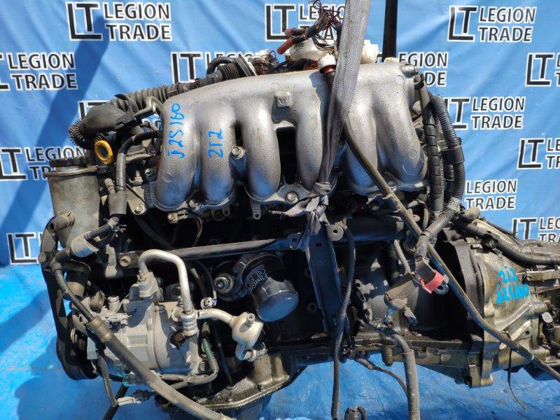 Двигатель Toyota Aristo JZS160 2JZGE