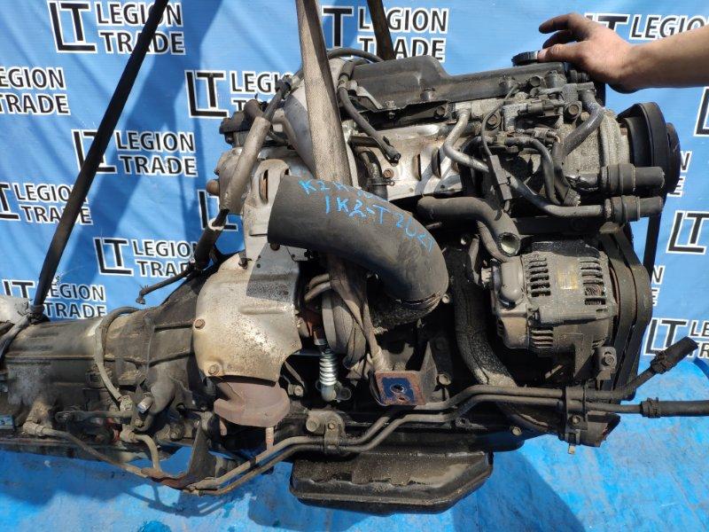 Двигатель Toyota Hiace KZH106 1KZTE