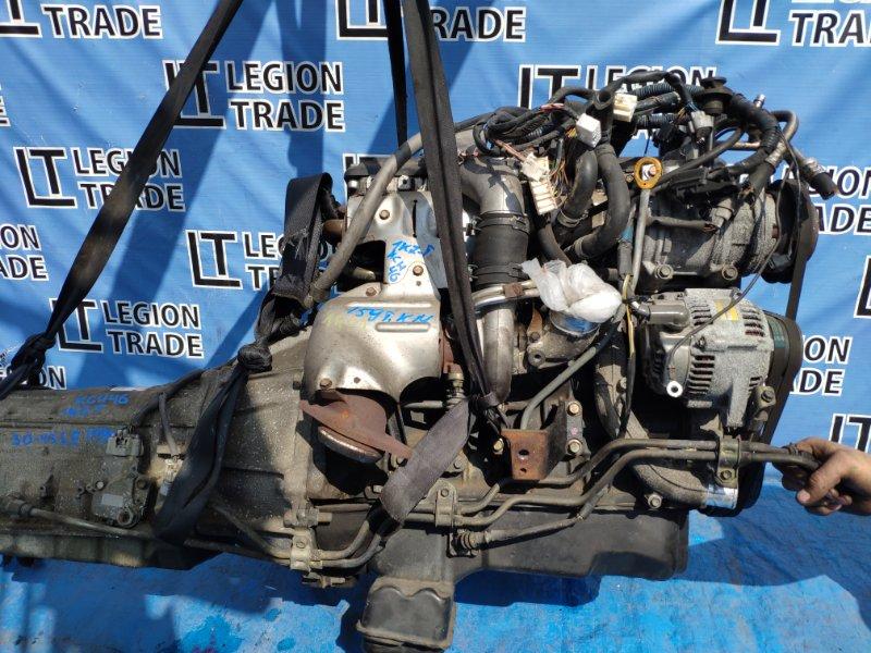 Двигатель Toyota Hiace Regius KCH46 1KZTE