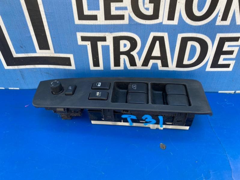 Блок управления стеклами Nissan X-Trail T31 MR20DE передний правый