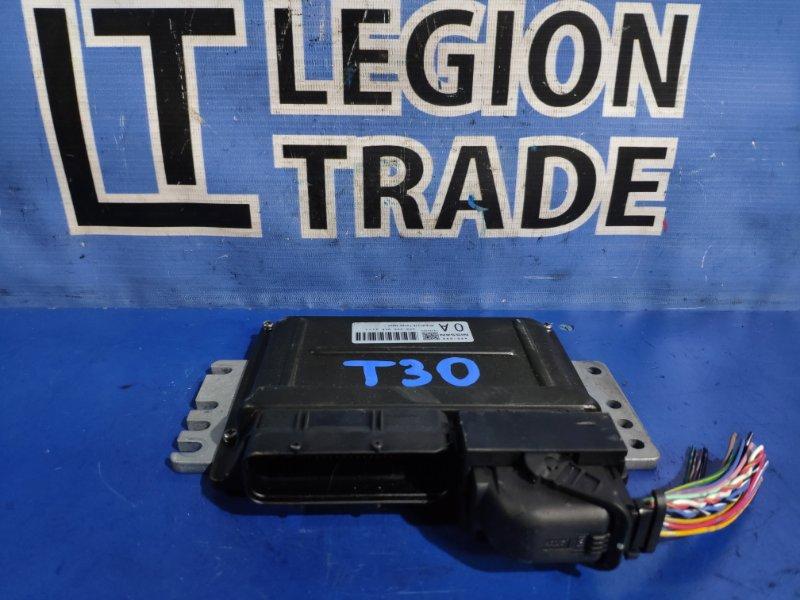 Блок управления efi Nissan X-Trail T30 QR20