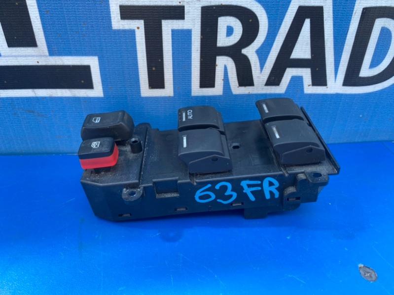 Блок управления стеклами Honda Cr-V RE4 K24A 2009 передний правый