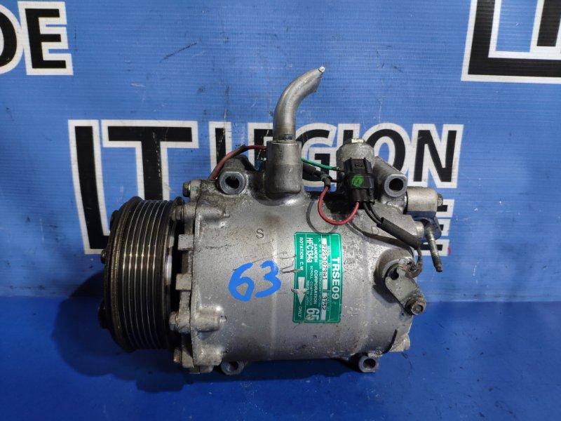 Компрессор кондиционера Honda Cr-V RE4 K24A 2009