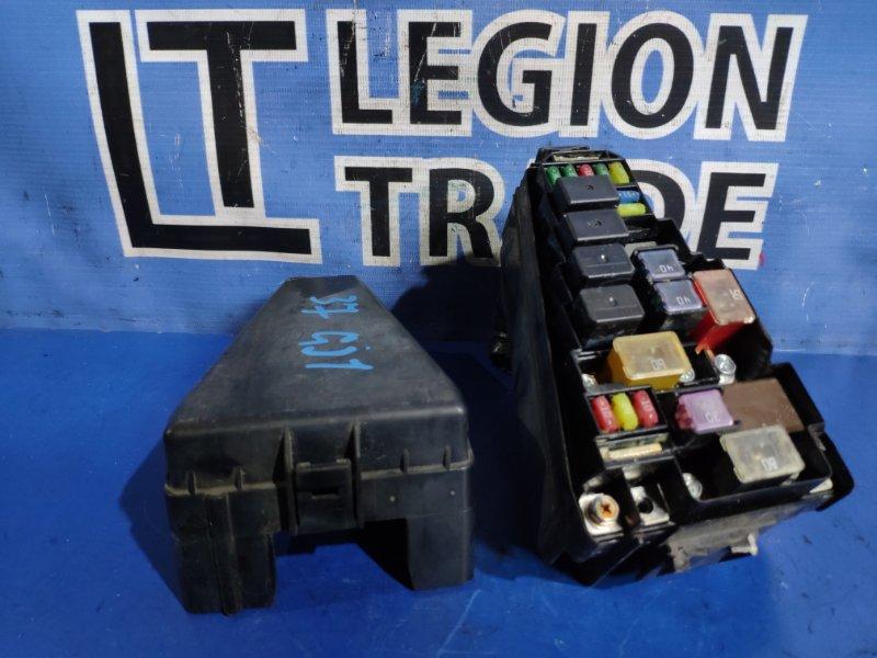 Блок предохранителей Honda Airwave GJ1 L15A
