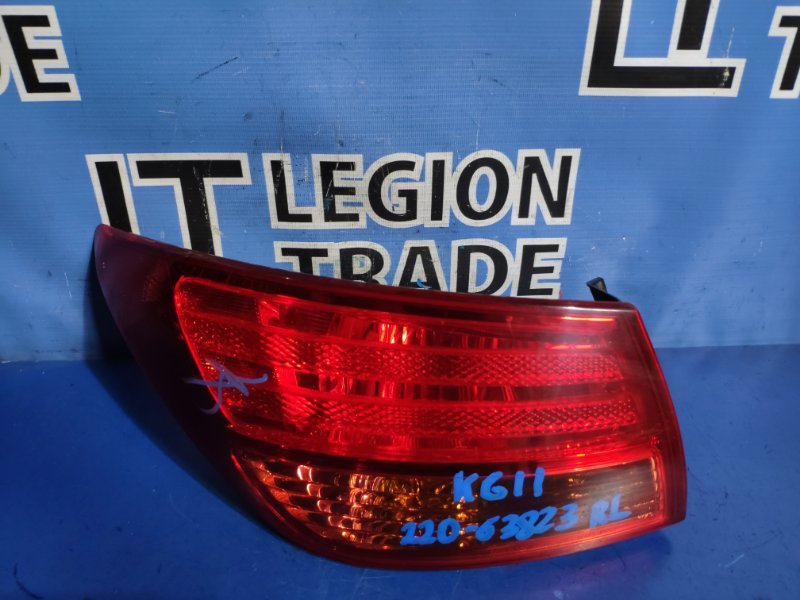 Стоп-сигнал Nissan Bluebird Sylphy KG11 задний левый