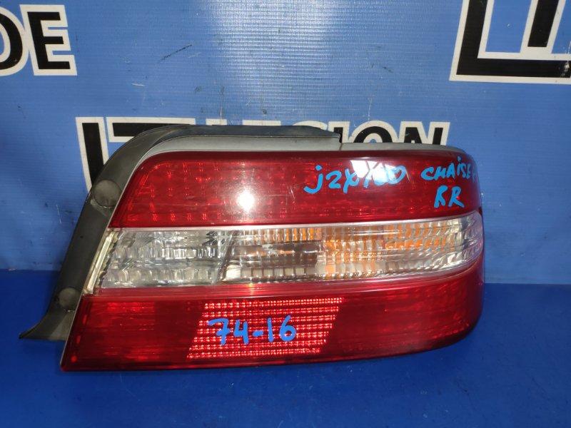 Стоп-сигнал Toyota Chaser JZX100 1JZGE задний правый