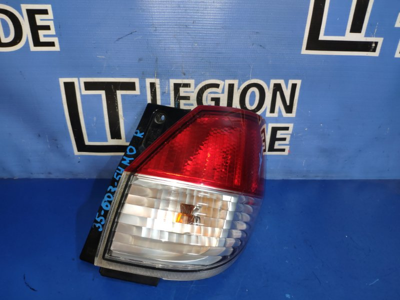 Стоп-сигнал Suzuki Wagon R Solio MB15S задний правый