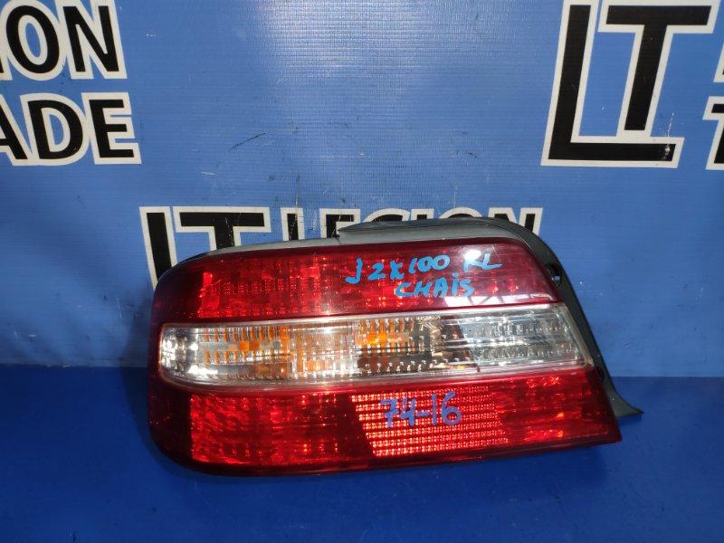 Стоп-сигнал Toyota Chaser JZX100 1JZGE задний левый