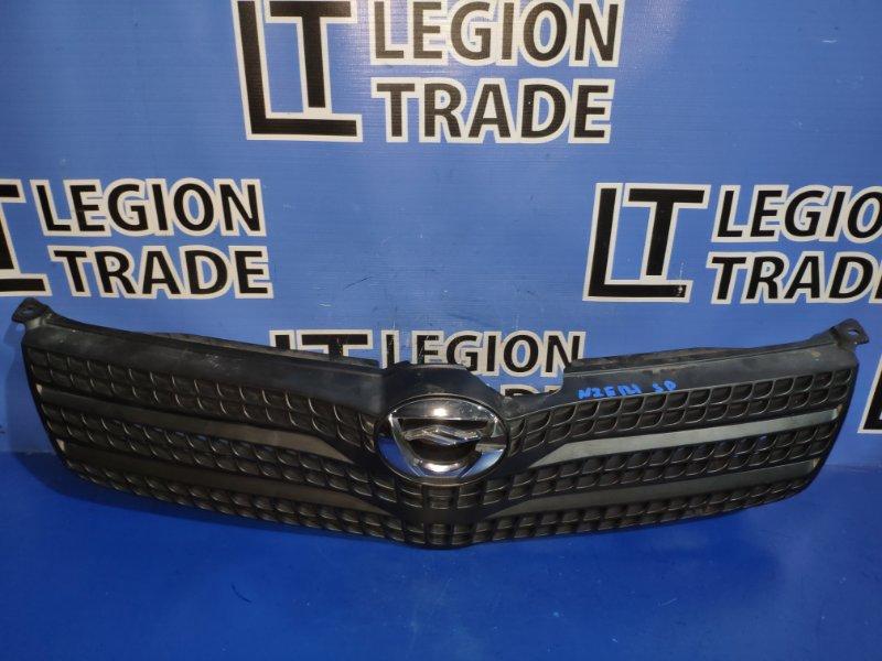 Решетка радиатора Toyota Corolla Spacio NZE121 1NZFE