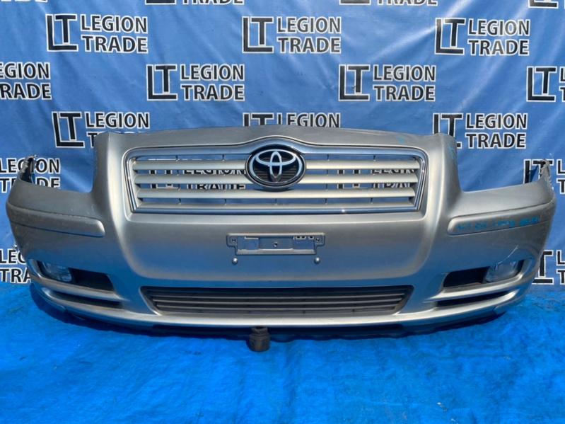 Бампер Toyota Avensis AZT250 1AZFE передний