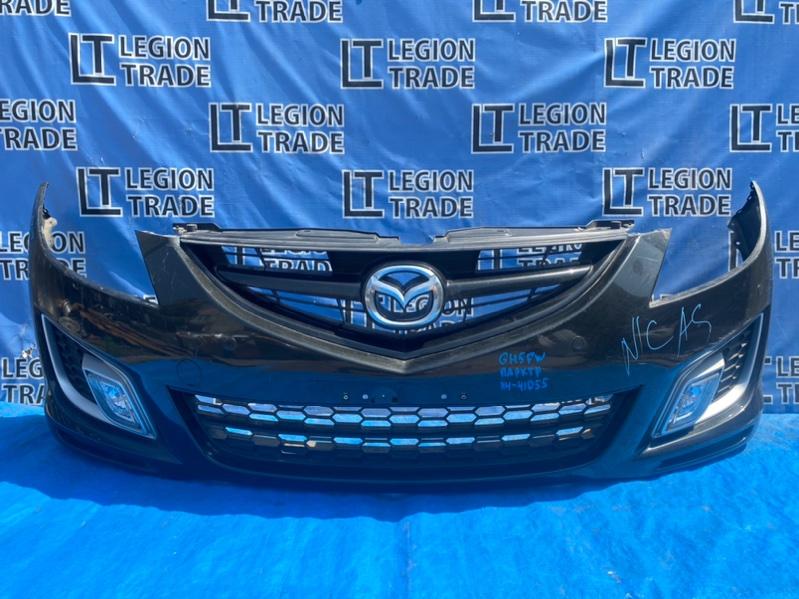 Бампер Mazda Atenza GH5AW L5VE передний