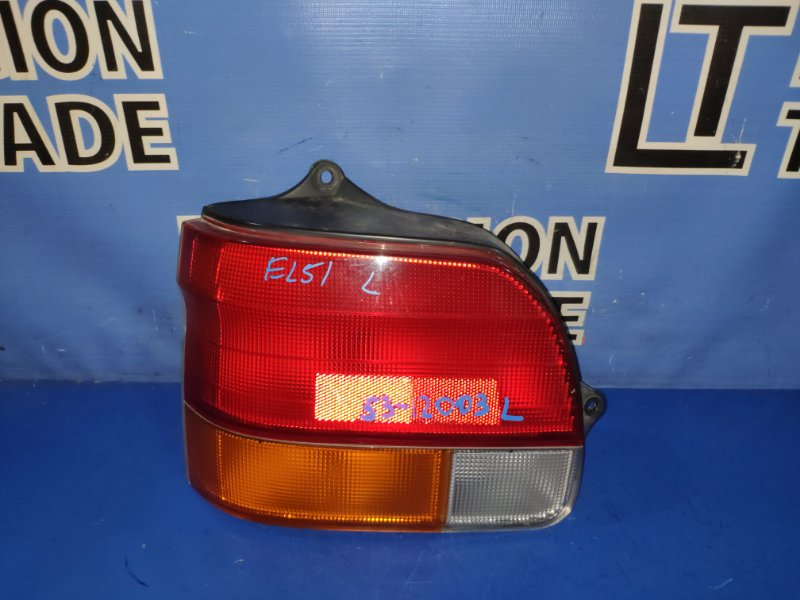 Стоп-сигнал Toyota Corolla Ii EL51 4EFE задний левый