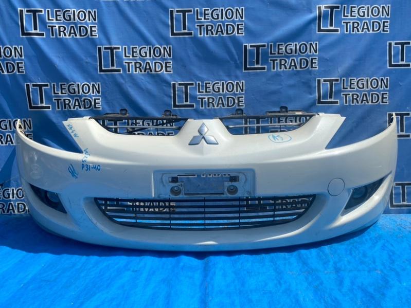 Бампер Mitsubishi Chariot Grandis NA4W 4G64 передний