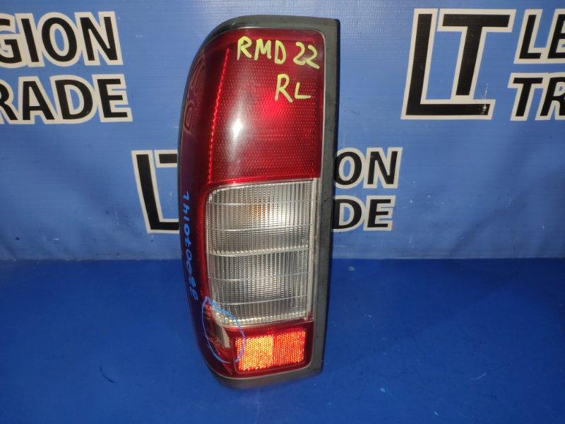 Стоп-сигнал Nissan Datsun RMD22 QD32 03.2001 задний левый