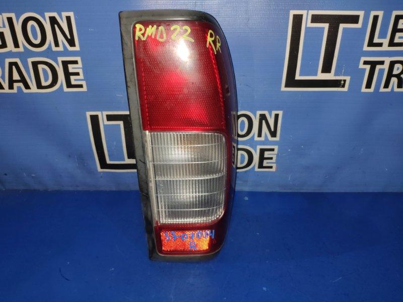 Стоп-сигнал Nissan Datsun RMD22 QD32 03.2001 задний правый