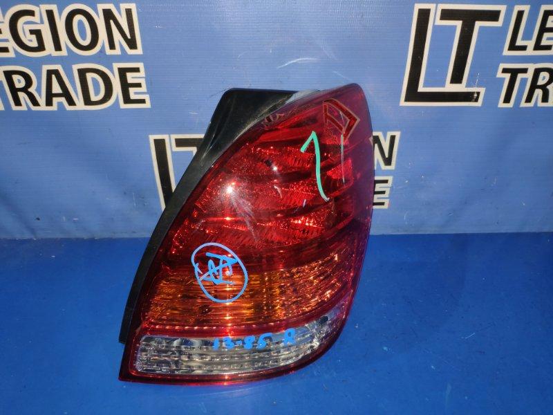 Стоп-сигнал Toyota Corolla Spacio ZZE122 2003 задний правый