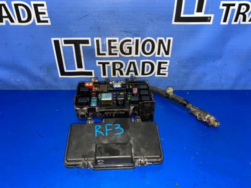 Блок предохранителей Honda Stepwgn RF3 K20A