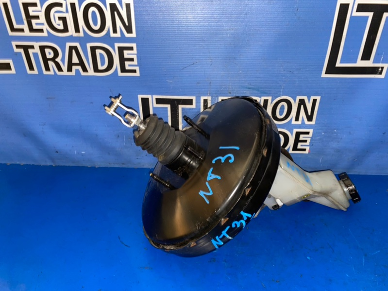 Вакуумный усилитель Nissan X-Trail NT31 MR20DE 2008