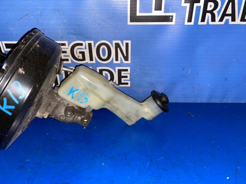 Главный тормозной цилиндр Nissan March K13 HR12DE