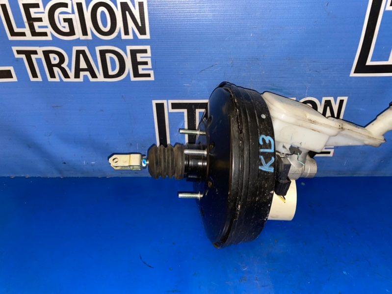 Вакуумный усилитель Nissan March K13 HR12DE