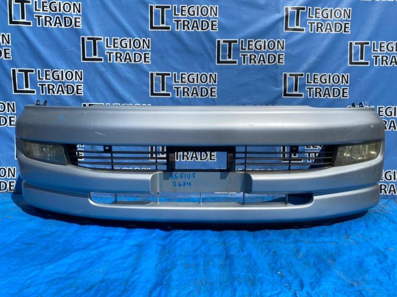 Бампер Toyota Hiace Regius RCH41 3RZ передний
