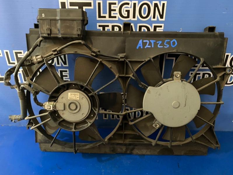 Диффузор радиатора Toyota Avensis AZT250 1AZFSE